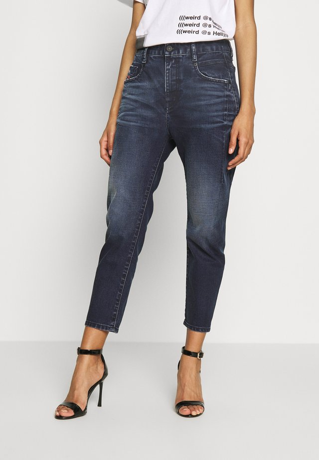 D-FAYZA - Jeansy Relaxed Fit - blue denim