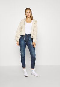 Diesel - D-FAYZA - Relaxed fit jeans - indigo - 1