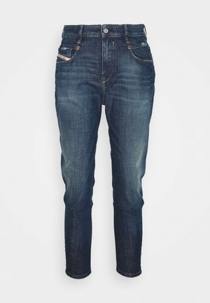 D-FAYZA - Relaxed fit jeans - indigo