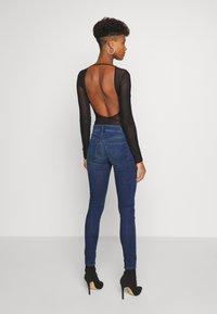 Diesel - SLANDY - Jeans Skinny Fit - blue denim - 2