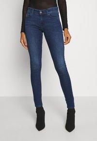 Diesel - SLANDY - Jeans Skinny Fit - blue denim - 0