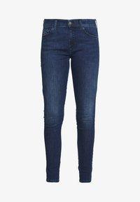 Diesel - SLANDY - Skinny džíny - blue denim - 3