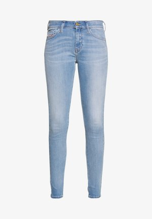 SLANDY - Jeans Skinny - blue denim