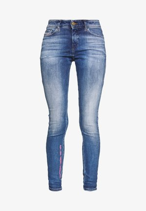 SLANDY - Jeans Skinny - blue denim