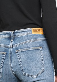 Diesel - BABHILA-B - Jeansy Skinny Fit - blue denim - 4