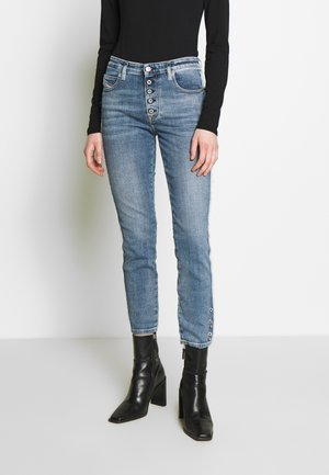 BABHILA-B - Vaqueros pitillo - blue denim