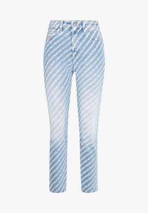 D-EISELLE-SP5 - Jeans slim fit - blue denim