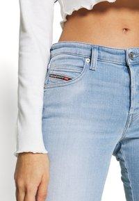 Diesel - BABHILA - Jeans Skinny Fit - blue denim - 4
