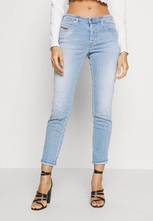 BABHILA - Jeansy Skinny Fit - blue denim