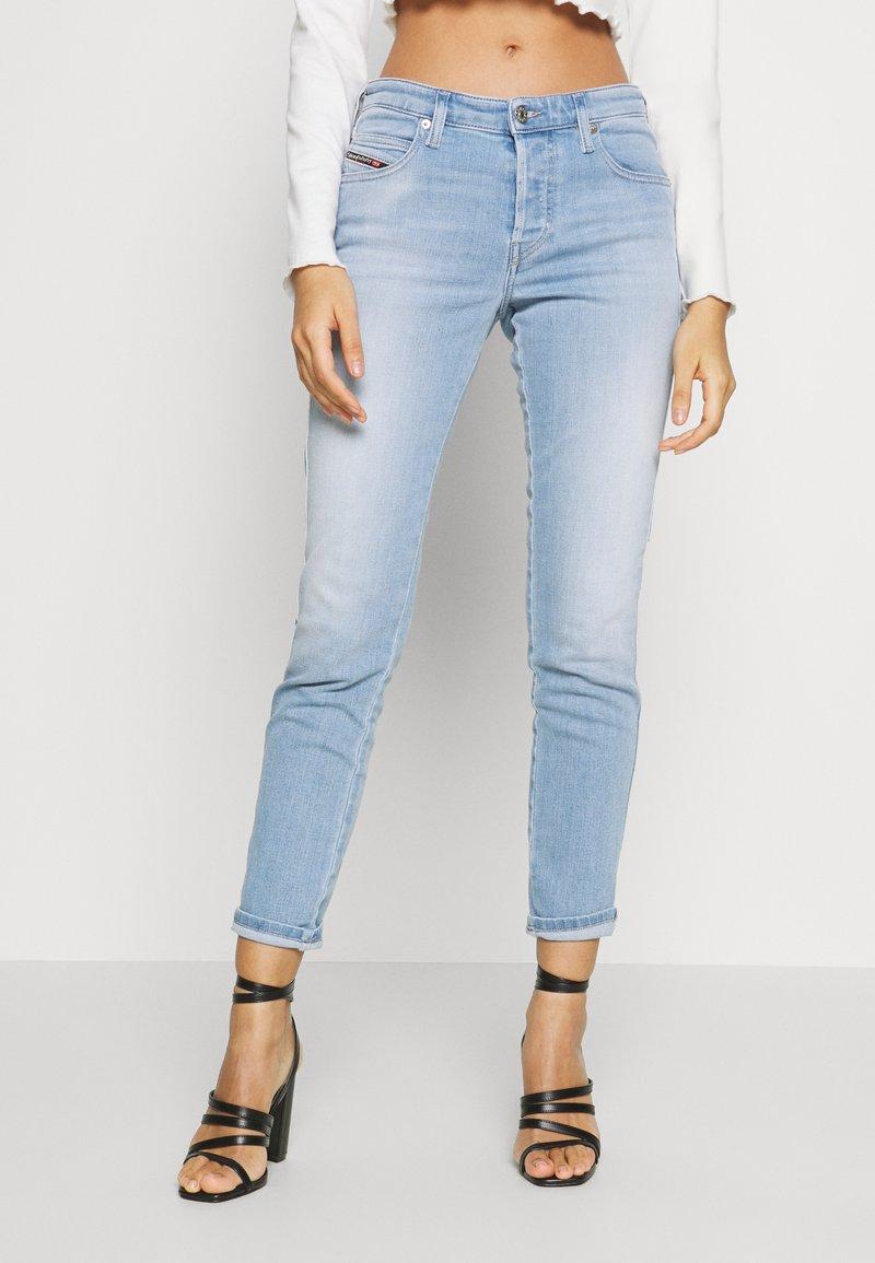 Diesel - BABHILA - Skinny džíny - blue denim
