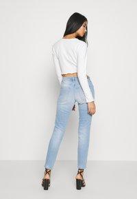 Diesel - BABHILA - Jeans Skinny Fit - blue denim - 2