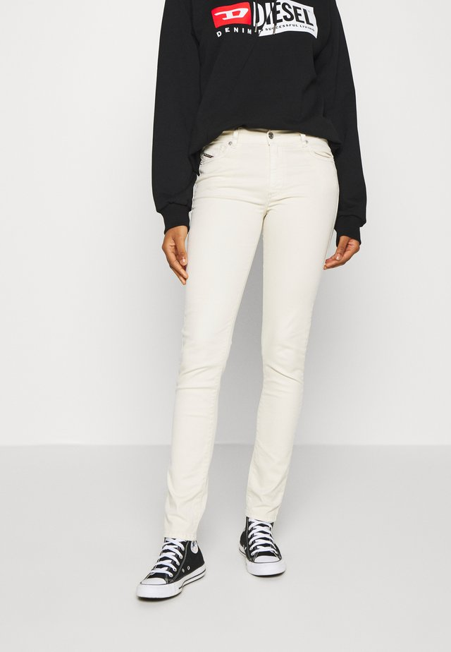 D-ROISIN - Jeans Skinny Fit - creme