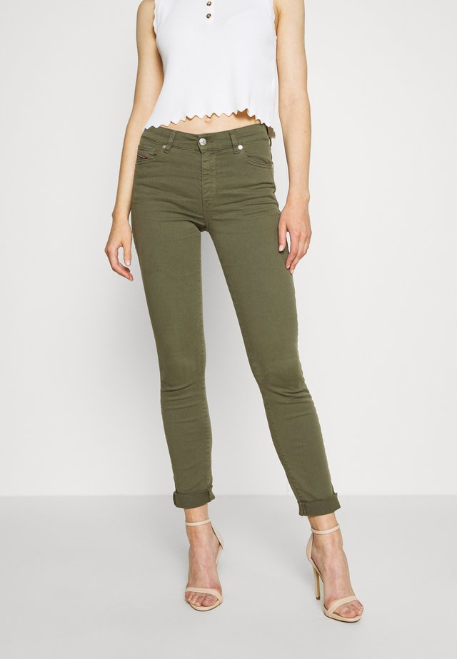 D-ROISIN - Jeans Skinny Fit - green