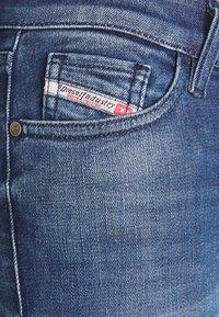 Diesel - SLANDY - Jeans Skinny Fit - indigo - 2
