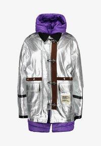 Diesel - W-GELYA GIACCA - Winter coat - silver - 6