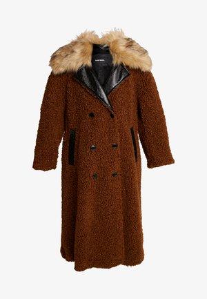 CAPPOTTO - Zimní kabát - brown