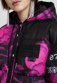 Diesel - W-DORYN-B CAPPOTTO - Winter coat - black - 5