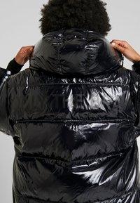 Diesel - ALLA JACKET - Kabát zprachového peří - black - 6