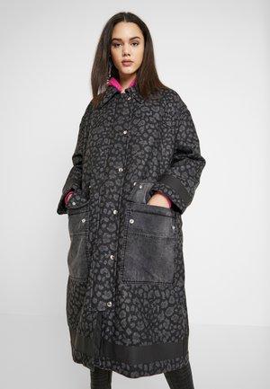 G-ROBERT OVERCOAT - Winter coat - black
