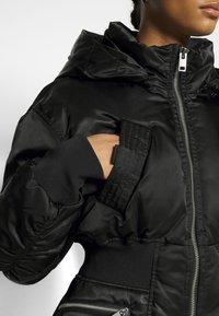 Diesel - Zimní bunda - black - 5