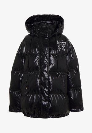 ALLA LITM - Zimní kabát - black