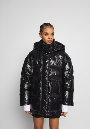 ALLA LITM - Winter coat - black