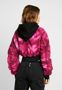 Diesel - G-IKAS JACKET - Light jacket - pink - 2
