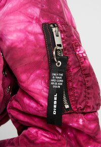 Diesel - G-IKAS JACKET - Light jacket - pink - 6