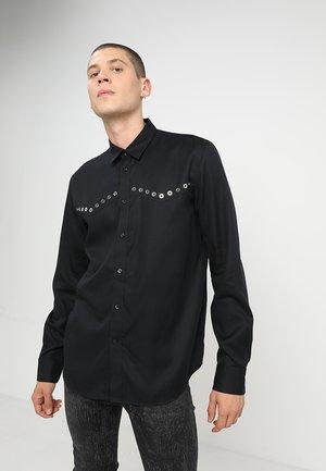 S-HIROKI SHIRT - Koszula - schwarz