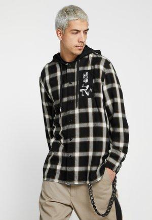 S-DOVIN SHIRT - Overhemd - black