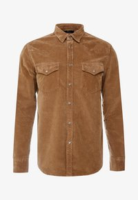Diesel - S-EAST-LONG-H SHIRT - Shirt - khaki - 3