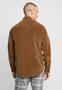 Diesel - S-EAST-LONG-H SHIRT - Shirt - khaki - 2