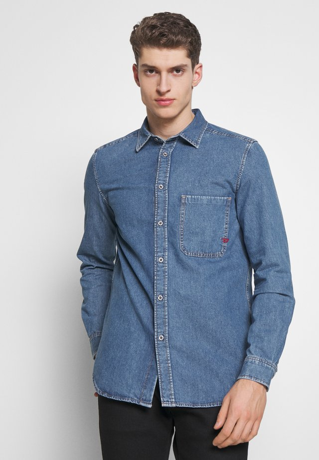 D-BER-P SHIRT - Shirt - blue denim