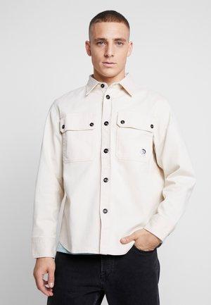 S-JESSY SHIRT - Veste en jean - star white