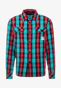 Diesel - GERRY CHECK SHIRT - Shirt - green - 3