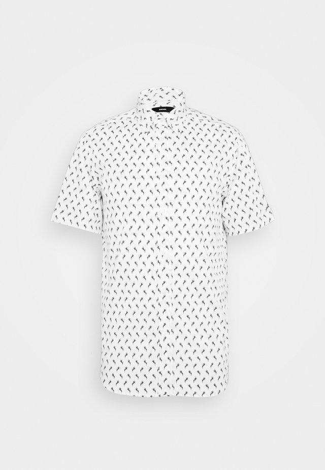 S-RILEY-SHO-KA - Overhemd - white/black