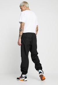 Diesel - TOLLER - Teplákové kalhoty - black - 2