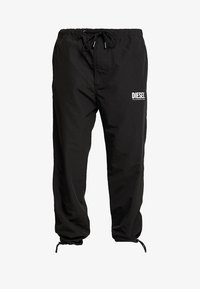 Diesel - TOLLER - Teplákové kalhoty - black - 5