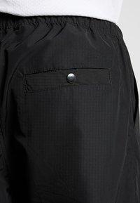Diesel - TOLLER - Teplákové kalhoty - black - 3