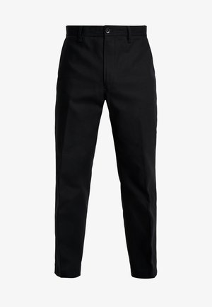 P-JOSH-L TROUSERS - Chinos - black