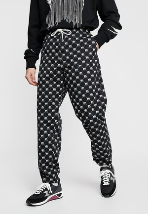 P-TOLL-PEACE PANTS - Broek - black