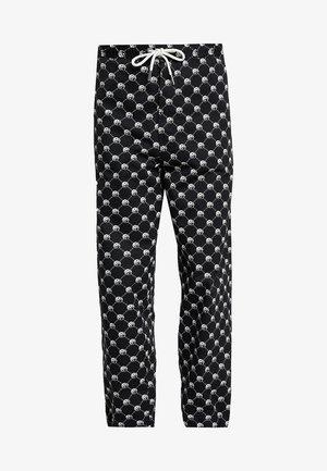 P-TOLL-PEACE PANTS - Bukser - black