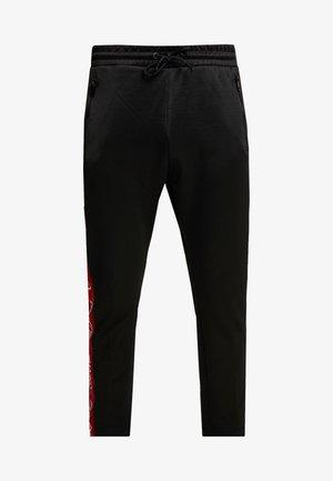DIESEL X COCA-COLA SKA PANTALONI - Pantalones deportivos - black