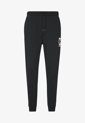 BMOWT PETER BG TROUSERS - Trainingsbroek - black