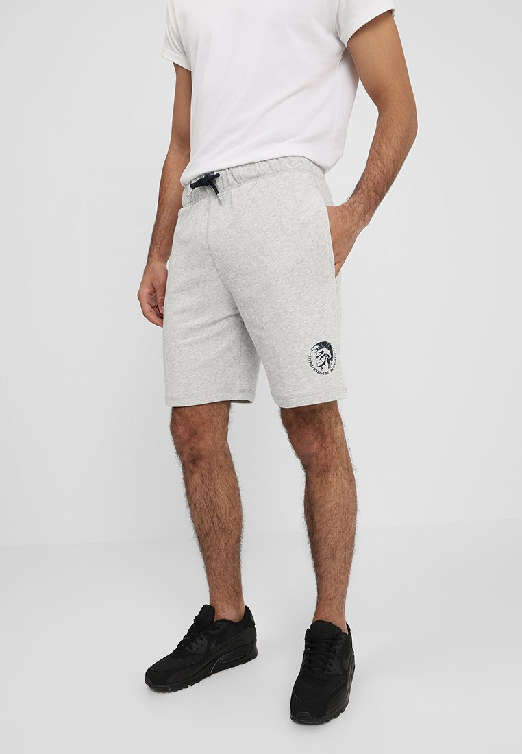 Diesel - UMLB-PAN SHORTS - Shorts - grey