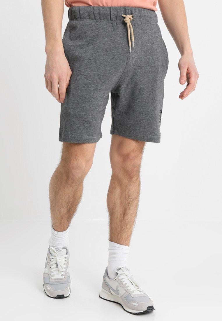 Diesel - UMLB-PAN SHORTS - Shorts - grau