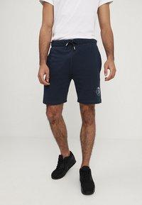 Diesel - UMLB-PAN SHORTS - Shorts - blau - 0