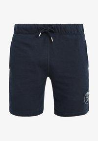 Diesel - UMLB-PAN SHORTS - Shorts - blau - 4