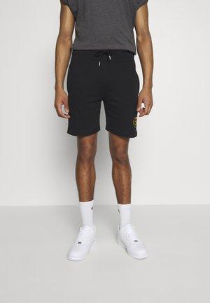 UMLB-PAN SHORTS - Teplákové kalhoty - black
