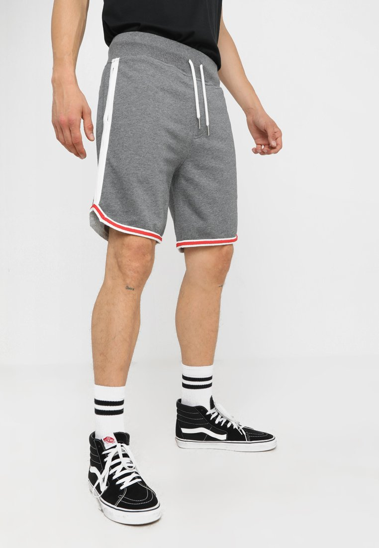 Diesel - UMLB-PAN SHORTS - Tracksuit bottoms - grau